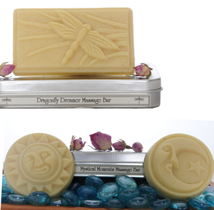 Venus Dreams Blends Massage Bars - Earthly product image.